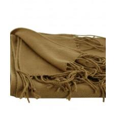 Шарф TRAUM 2493-46 коричневий