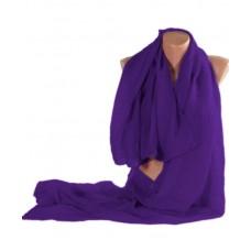 Шаль TRAUM 2494-17 фиолетовая