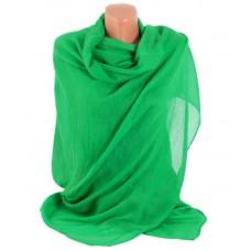 Шаль-парео TRAUM 2494-09 зеленая