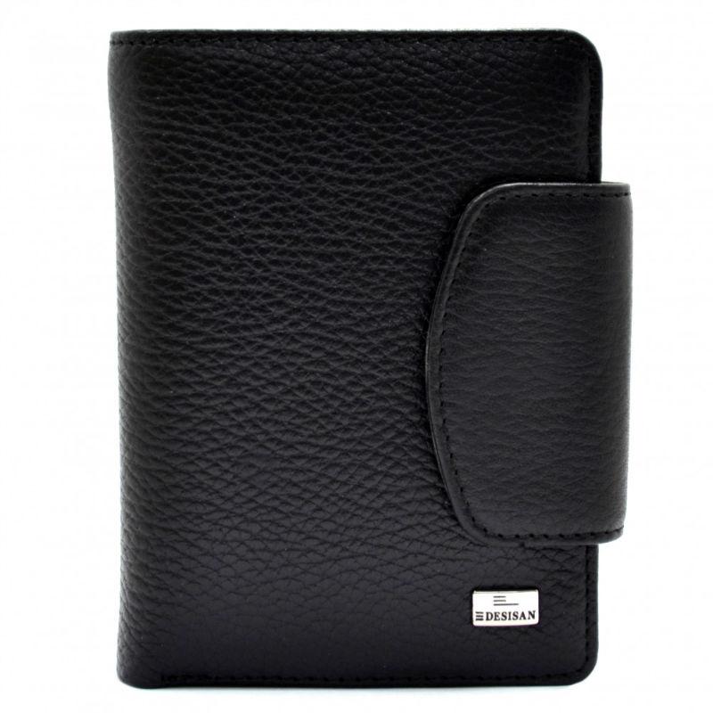036871526cb5 Кошелек женский кожаный Desisan 086-1 черный флотар | Продажа, обзор ...