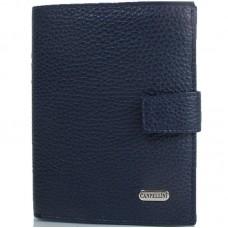 Портмоне кожа CANPEL 506-241 синий флотар