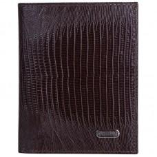 Портмоне кожа CANPEL 1101-143 коричневый лазер