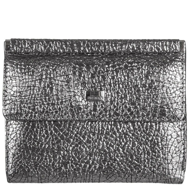 711c904855a8 Кошелек женский кожа Desisan 105-669 серебро купить в Киеве недорого ...