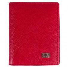 Кредитница кожа DESISAN 074-4 красный флотар
