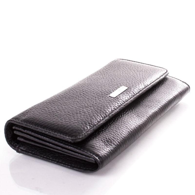 2ed36ed7e926 Кошелек женский кожаный KARYA 1061-45 черный флотар | Продажа, обзор ...