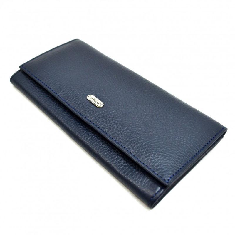 f16de37358b9 Кошелек женский кожаный CANPEL 2035-241 синий флотар | Продажа ...