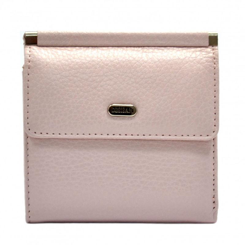 cf3ddb09654f Кошелек женский кожаный Desisan 067-606 пудра | Продажа, обзор, дешево