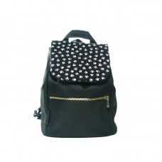 Черный рюкзак с лапками small TWINSSTORE Р28