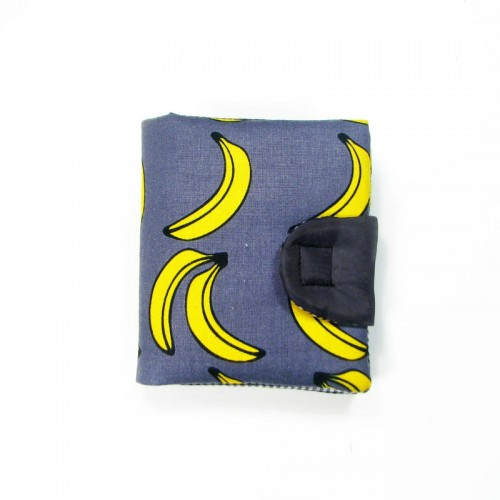 Кошелек с бананами TWINSSTORE К6