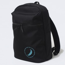 Черный рюкзак Turquoise TWINSSTORE Р86