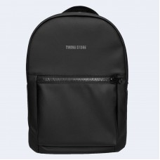 Черный кожаный рюкзак Medium TWINSSTORE Р87