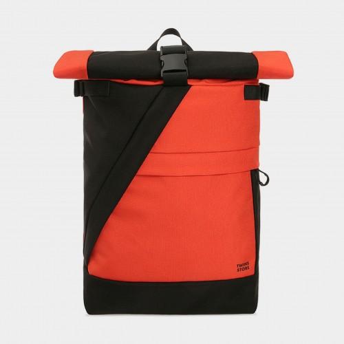 Рюкзак Rolltop Cordura Р108 оранжевый