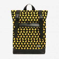 Рюкзак Rolltop medium Duck Р111 черный