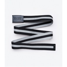 Ремень STRIPE BLK/GREY