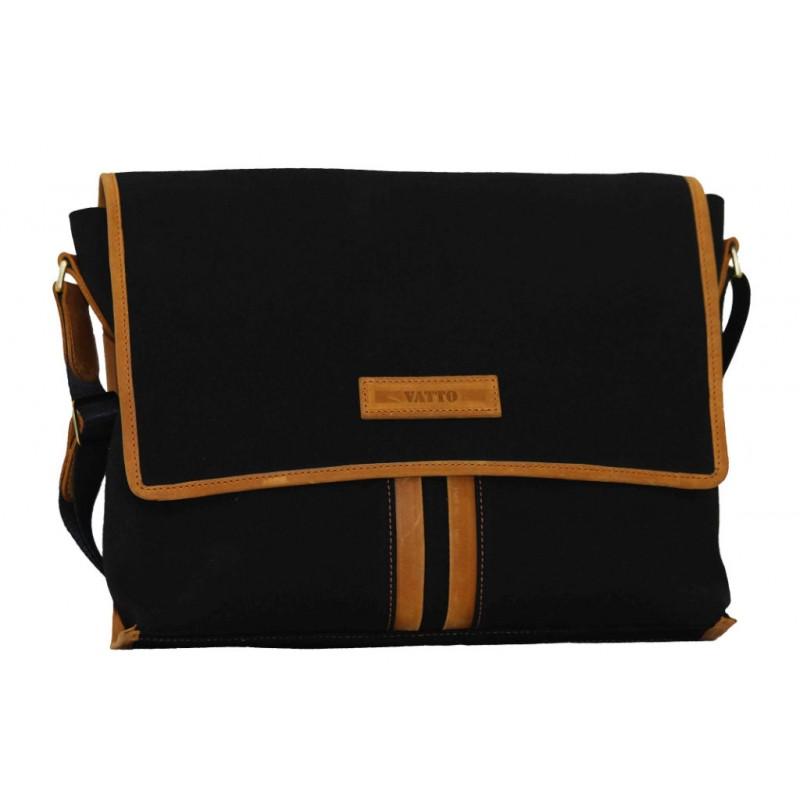 949397cc3019 Сумка текстильная VATTO Mт34 Hl4Kr190 черная купить в Киеве недорого ...