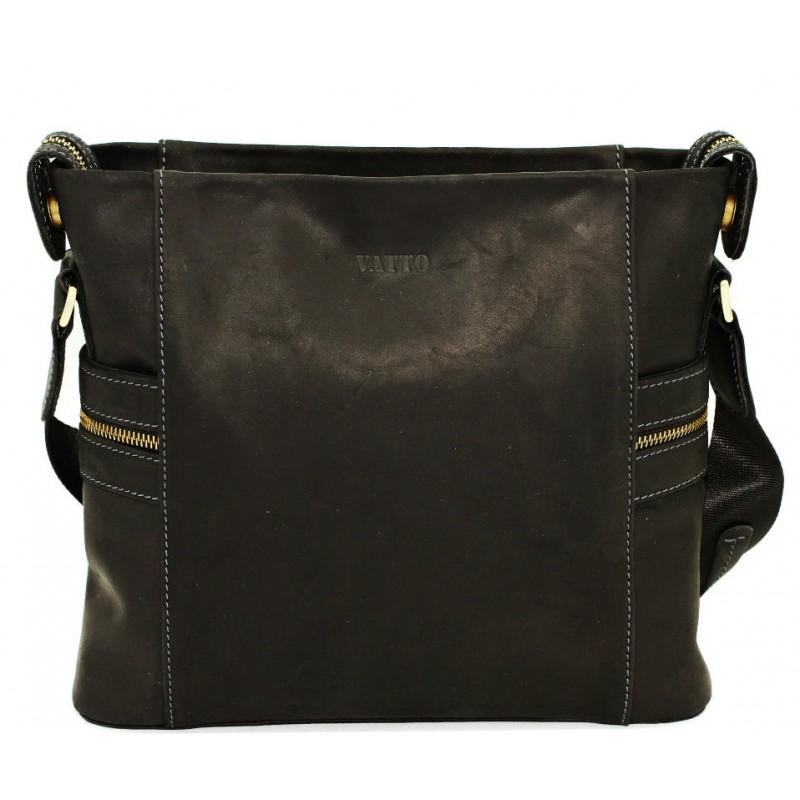 38d445a37ee0 Мужская сумка VATTO Mk39.2Kr670 черная купить в Киеве недорого ...