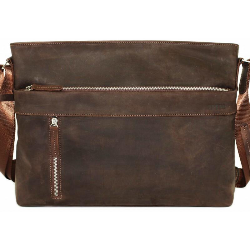 1b6a06e6d14c Мужская сумка VATTO Mk13.3Kr450 коричневая купить в Киеве недорого ...
