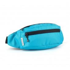 Поясна сумка WASCOBAGS P2 Blue блакитна