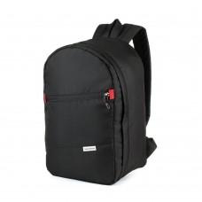 Рюкзак WASCOBAGS 40x25x20 J-Satch S Black (Wizz Air / Ryanair) черный