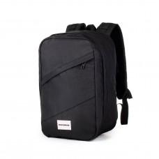 Рюкзак WASCOBAGS 40x25x20 RW BLACK NL (Wizz Air / Ryanair) черный