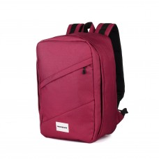 Рюкзак WASCOBAGS 40x25x20 RW CHERRY (Wizz Air / Ryanair) вишневый