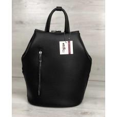 Молодіжний рюкзак Габі чорного кольору 44904