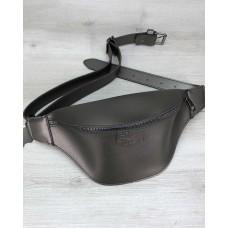 Жіноча сумочка Tery срібло Welassie T6311