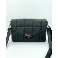 Жіноча сумка «Ронні» чорна Welassie 64704