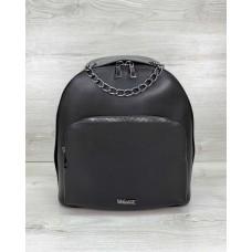 Женский рюкзак «Андрес» черный Welassie 46704