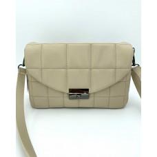 Жіноча сумка «Ронні» бежева Welassie 64709