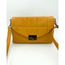 Жіноча сумка «Ронні» жовта Welassie 64715