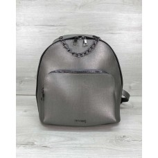 Женский рюкзак «Андрес» металлик Welassie 46711