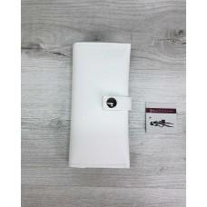 Жіночий гаманець білий Welassie 70100