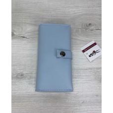 Жіночий гаманець блакитний Welassie 70123