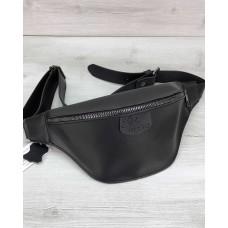 Жіноча сумочка Tery чорна Welassie T6304