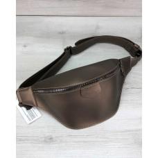 Жіноча сумочка Tery бронзова Welassie T6305