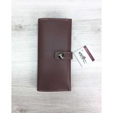 Жіночий гаманець ліловий Welassie 70117