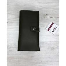 Жіночий гаманець оливковий Welassie 70128