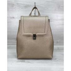 Сумка рюкзак «Луи» золотой Welassie 46413
