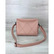 Жіноча сумка «Стелла» персик Welassie 64210