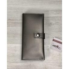 Жіночий гаманець колір металік Welassie 70111