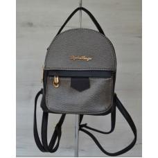 Маленький рюкзак черного цвета 43802