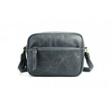 Женская сумка Wellbags CrossBody Verbenka grey w059.11 мраморно - серая