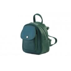 Сумка-рюкзак WELLBAGS Backpack Michelle green w063.4 зеленая
