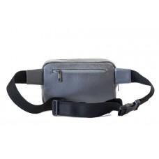 Сумка на пояс WELLBAGS Waist Bag Leon gray wb020 серая