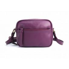 Женская сумка WELLBAGS CrossBody Verbenka Plum w059.12 сливовая