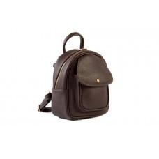 Сумка-рюкзак WELLBAGS Backpack Michelle brown w063 темно-коричневая