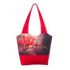 Міська сумка XYZ С0302 Флер Червона Гілка