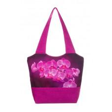 Міська сумка XYZ С0310 Флер Орхідея Фуксія