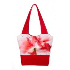Міська сумка XYZ С0316 Флер Тюльпан Червоний